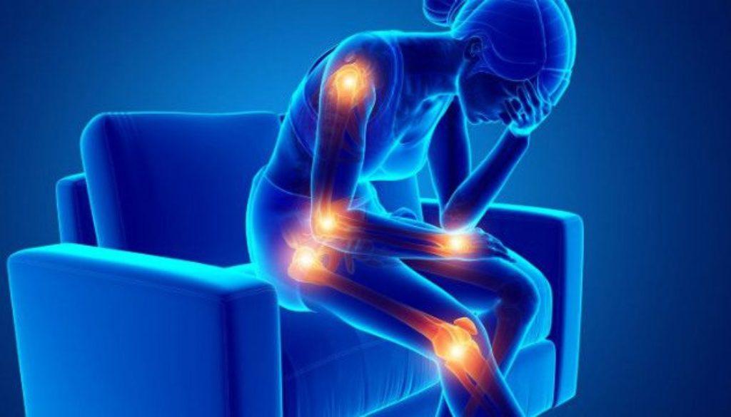 dolor articular y muscular garganta